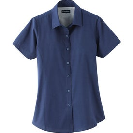 Custom Sanchi Short Sleeve Shirt by TRIMARK