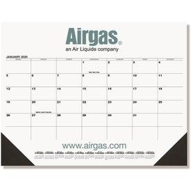 """Calendar Desk Pads (21 3/4"""" x 17"""")"""