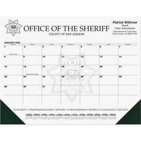 Calendar Desk Pads (2020)