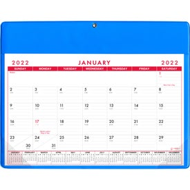 Calendar Doodle Pad with Grommet and Greeting Page (Colors)
