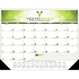 Multi-Color Desk Pad Calendar (2020, Grid Type A)