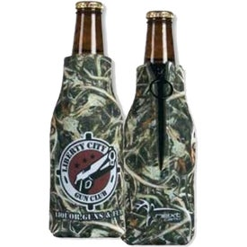 Next Camo Bottle Cooler