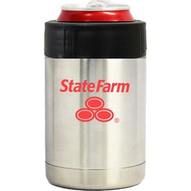 Stainless Steel Vacuum Insulated Can Holder