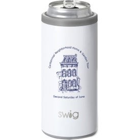 Swig's Skinny Can Cooler (12 Oz.)