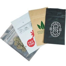Child Resistant Smell Proof Bags (0.25 Oz.)