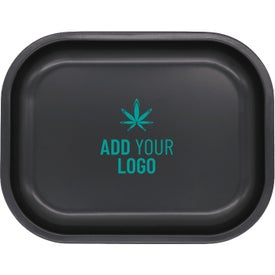Small Metal Rolling Trays