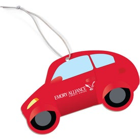 Paper Scents Car Shape Auto Air Freshener