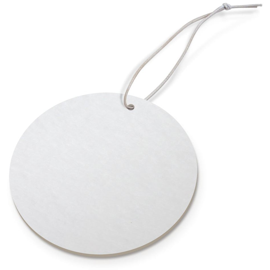 Paper Scents Circle Shape Auto Air Freshener