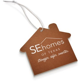 Paper Scents House Shape Auto Air Freshener