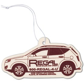 SUV Shaped Air Fresheners