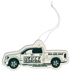 Truck Shaped Air Freshener