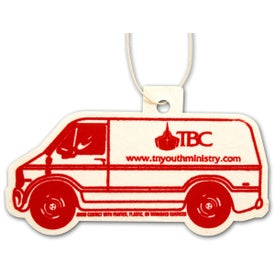 Van Shaped Air Freshener