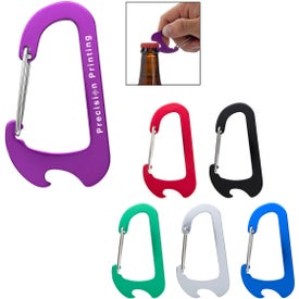 Everest Carabiner Bottle Openers