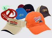 Custom Hats, Caps & Visors