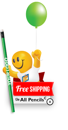 Free Shipping on Pencils