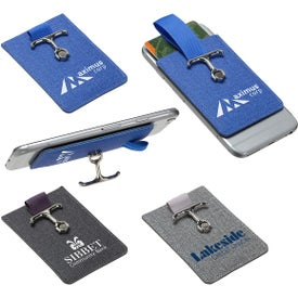 Anchor Phone Wallet and Stand