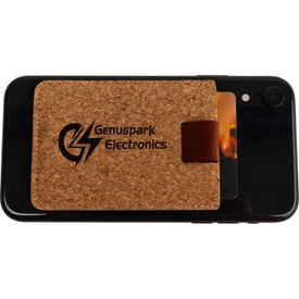 CardSafe Cork Cell Phone Wallet RFID Blockers