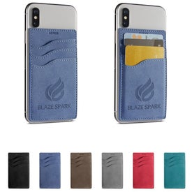 Nuba RFID 3 Pocket Phone Wallet