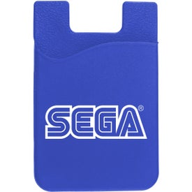RFID Cell Phone Sleeve with 3M Adhesive Backing