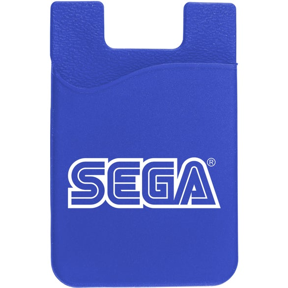 Royal Blue RFID Cell Phone Sleeve with 3M Adhesive Backing