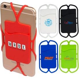 Stretchy Mobile Device Pocket