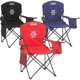 Coleman Oversized Cooler Quad Chairs