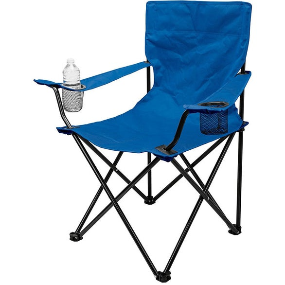 Blue Point Loma Event Folding Chair with Carrying Bag