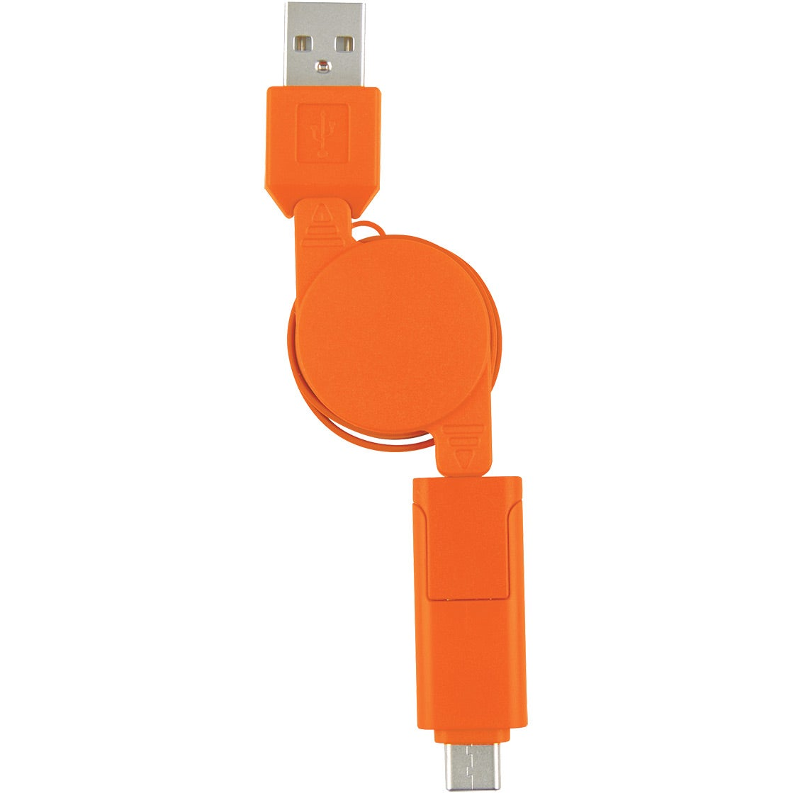 3-in-1 Retractable Charging Cables