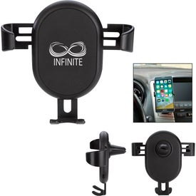 Auto Vent Wireless Car Charger Cradles