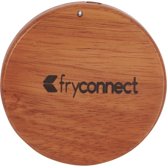 Wood Bora Wooden Wireless Charging Pad