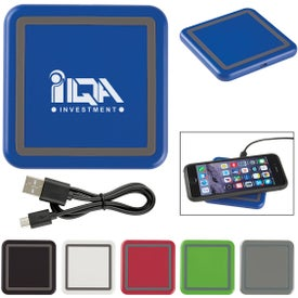 Color Squared Wireless Charging Pad