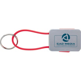 Dual Charging Cable with Phone Stand