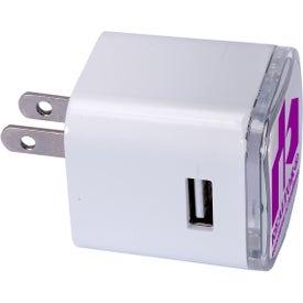 Glo USB Wall Plug