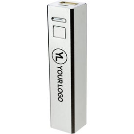 iBoost-Exec Mobile Charger with Gift Box (Silver)