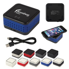 Maestro Wireless Speaker and Charging Pad