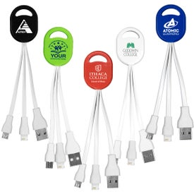 Ogden 2-in-1 Charging Cable