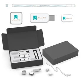 On The Go Plus Connector Set
