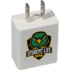 Pullman Rectangle UL Listed Wall Charger