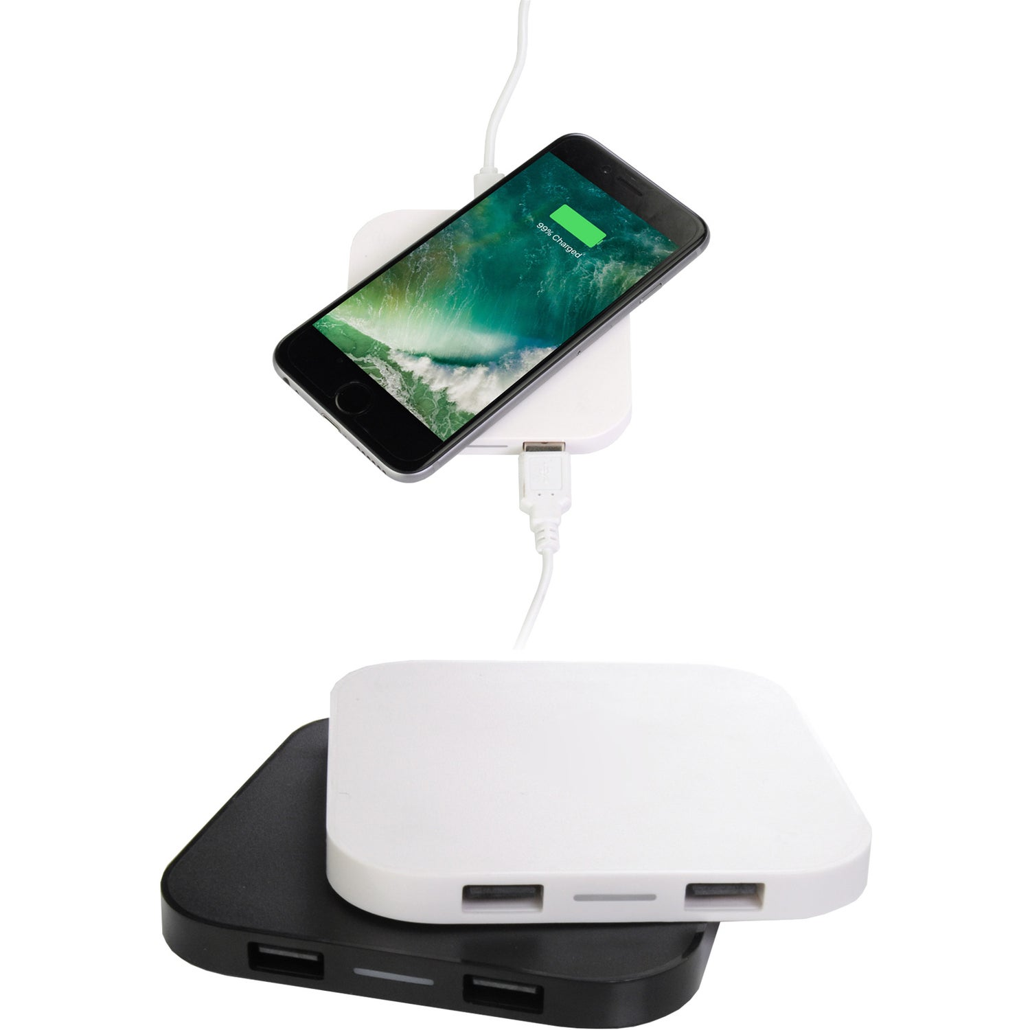 Qi Triad Wireless Charger