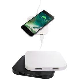 Qi Triad Wireless Charger
