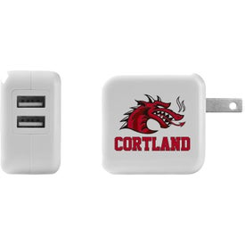 Springfield Dual UL Certified Wall Charger