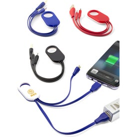 Tri Tech 3-In-1 Charging Cable