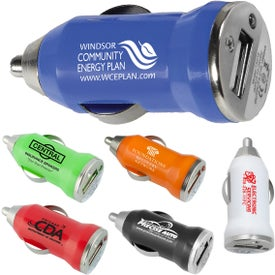 Vienna USB Car Charger and Adapter