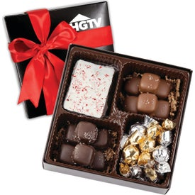 4 Delights Gift Box Holiday Confections