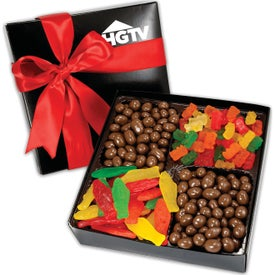 4 Delights Gift Boxes with Gourmet Confections