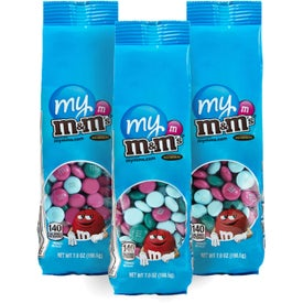 Color Choice M&M's Bags Triple Pack