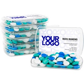 DIY Business Card Holder Kit with Color Choice M&M's (1.5 Oz.)