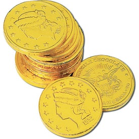 Liberty Chocolate Coins