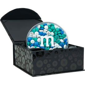 Logo Personalized M&M's Executive Gift Box