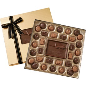 Medium Custom Chocolate Delights Gift Box
